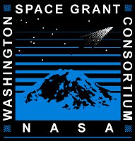 Washington NASA Space Grant Consortium logo.
