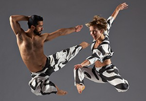 chamber dance company dancers