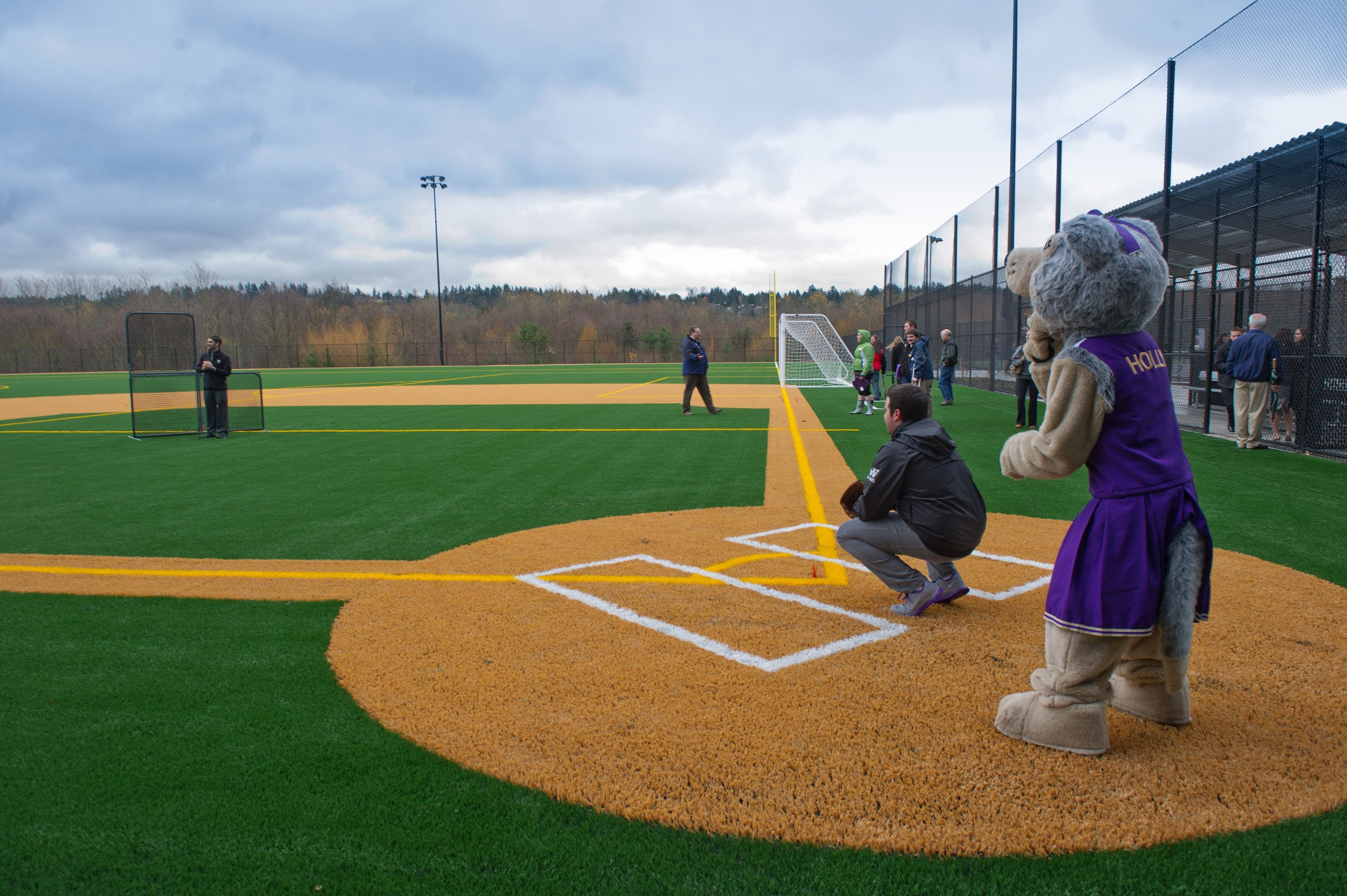 UW Bothell's Sports and Recreation Complex