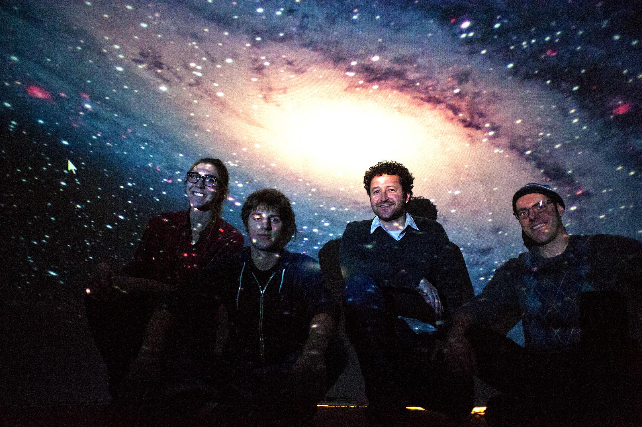 Planetarium seattle