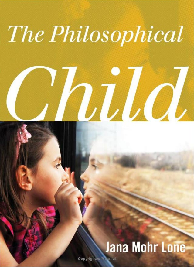 Philosophy for Children - book cover