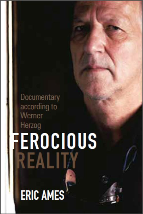 book about Werner Herzog by UW's Eric Ames