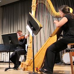 Recipients of the prestigious Brechemin Scholarship present a recital in Brechemin Auditorium at 7:30 p.m., April 3.