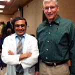 Dr. Raghu and Dave Sherry