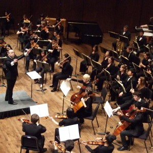 The University Symphony will perform with the Chamber Singers March 15 in Meany Hall.