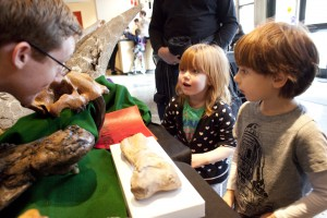 Dino Day at the Burke Museum