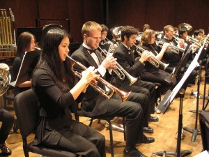 UW Wind Ensemble performs March 12 in Meany Hall.