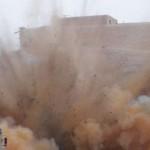 IED blast Afghanistan