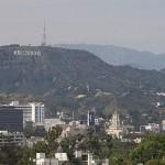 Smog in Los Angeles.