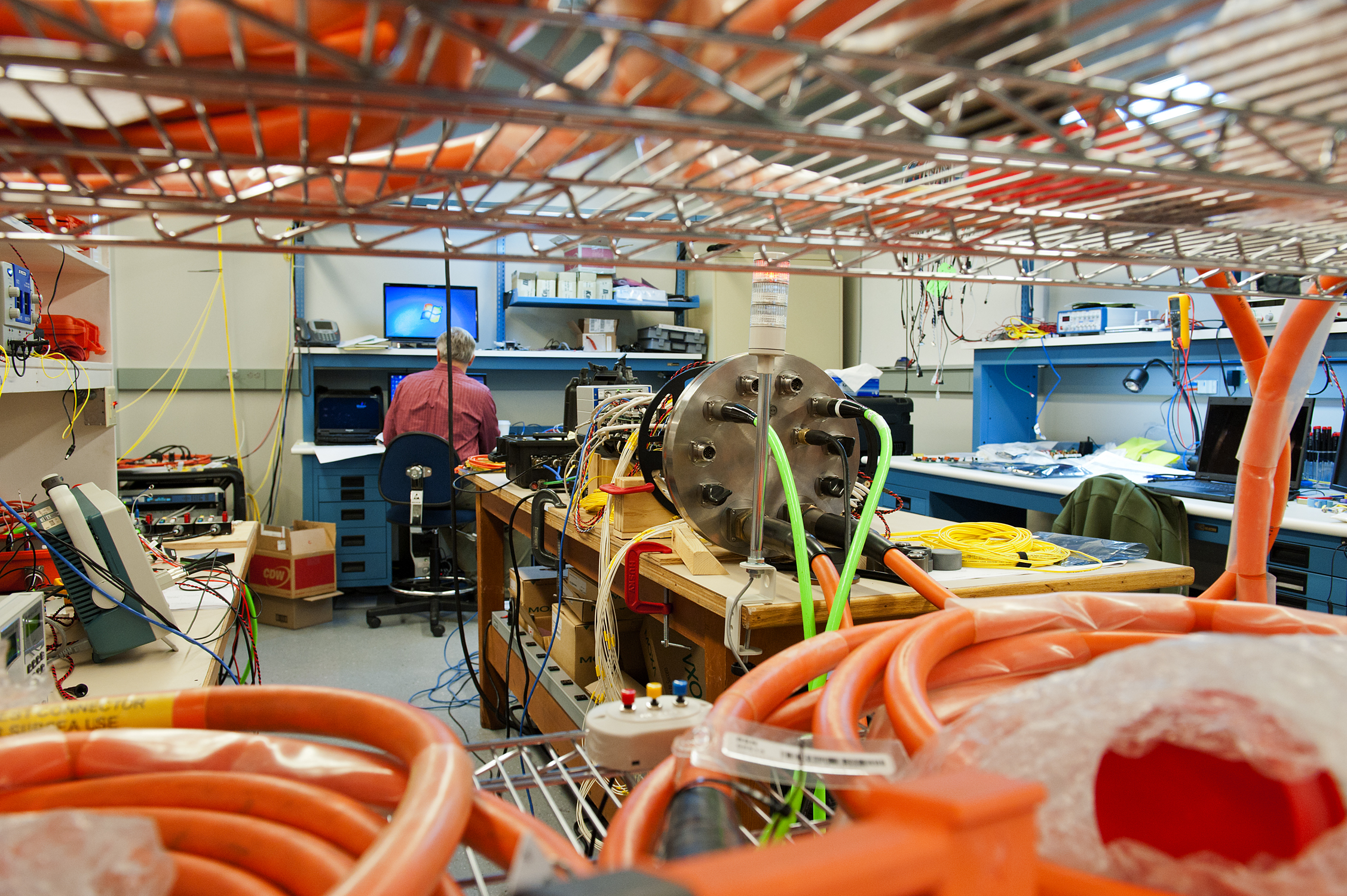 UW lab for OOI engineering work