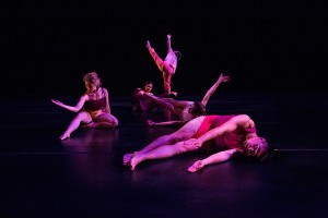 The 2013 MFA Dance Concert will be through May 19 in the Meany Studio Theater.
