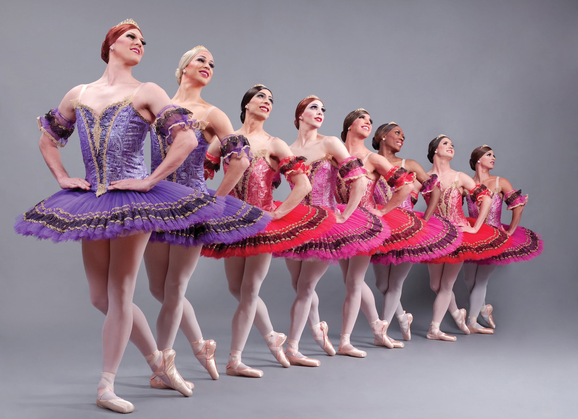 Les Ballets Trockadero de Monte Carlo will perform in Meany Hall May 16-18.