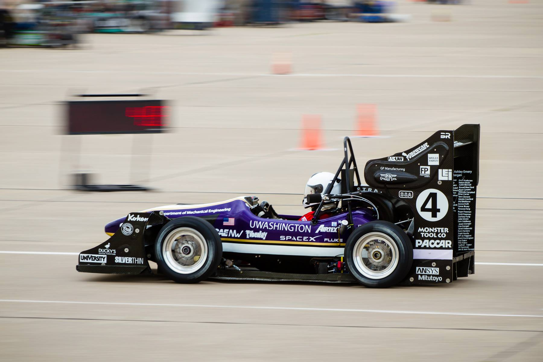 UW gas-, electric-powered cars claim 1st and 2nd in national contest ...