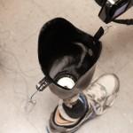 A prosthetic limb.