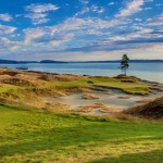 Chambers Bay golf course in University Place, Wash.