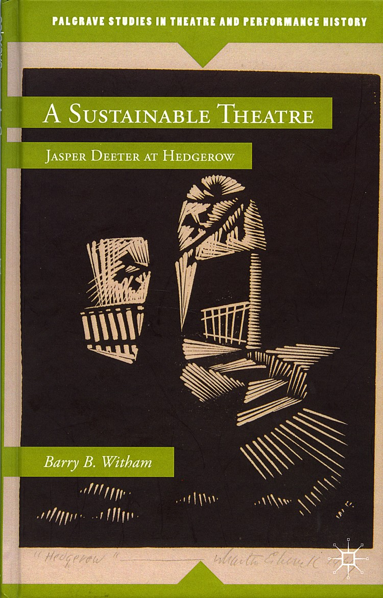 Barry Witham Chronicles Rustic Repertory In New Book A border=