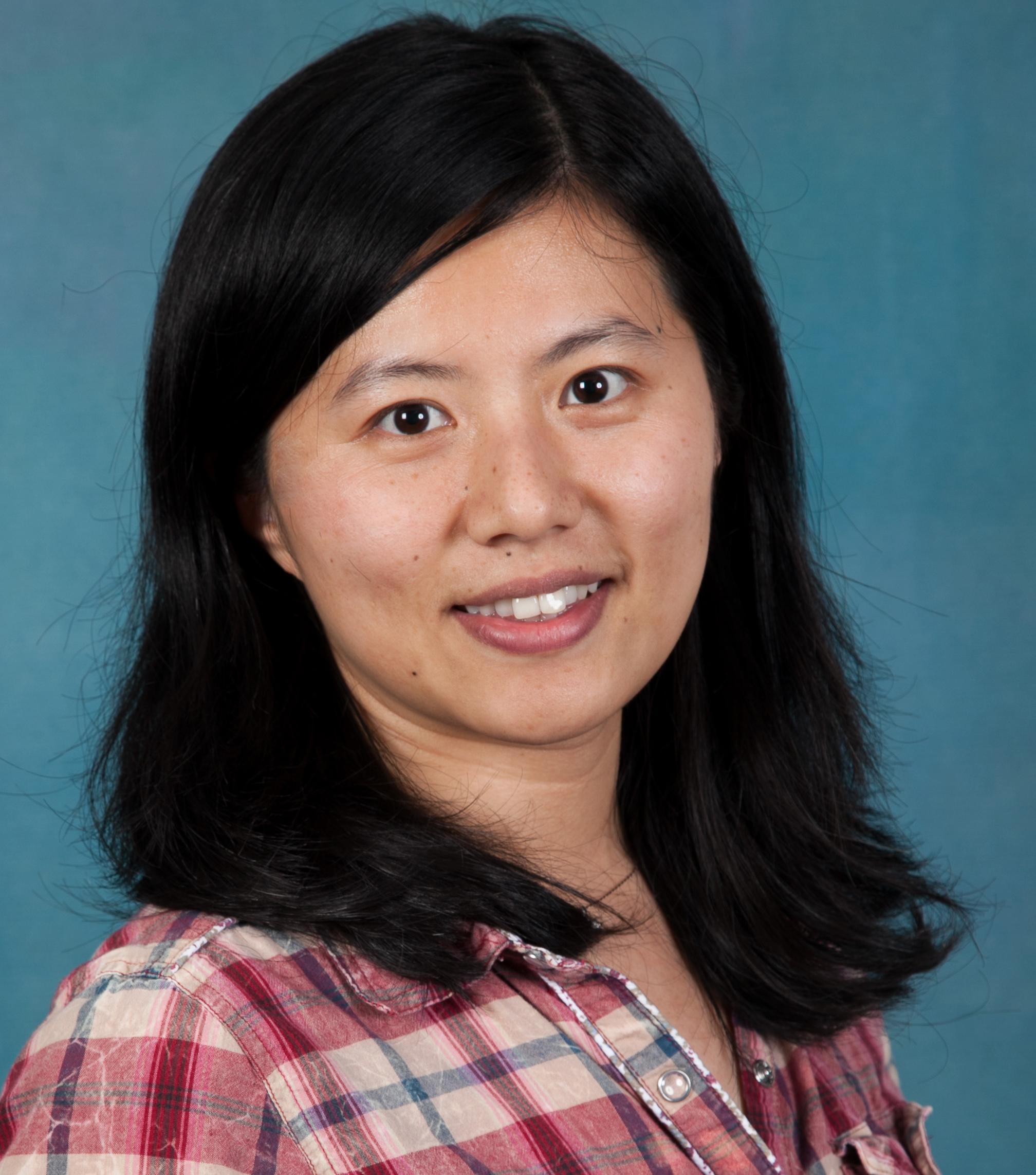 Photo of Ying Zheng