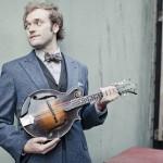 Chris Thile, mandolin virtuoso.