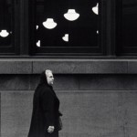 """""""Chicago,"""" by Ray Metzker, from an exhibit at the Henry Art Gallery."""
