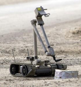 iRobot-IED