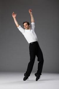 Dancer Pablo Piantino
