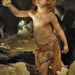 Neanderthal Child