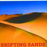 "Book cover for Joel Migdal's book ""Shifting Sands"""