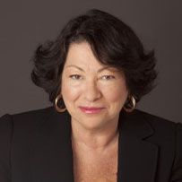 Headshot of Sotomayor