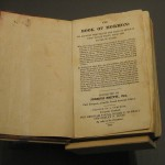 1841 editon of The Book of Mormon