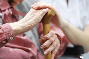 elderly care giving