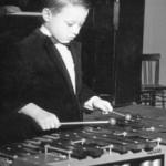 Tom Collier, age 5, April 2, 1954.