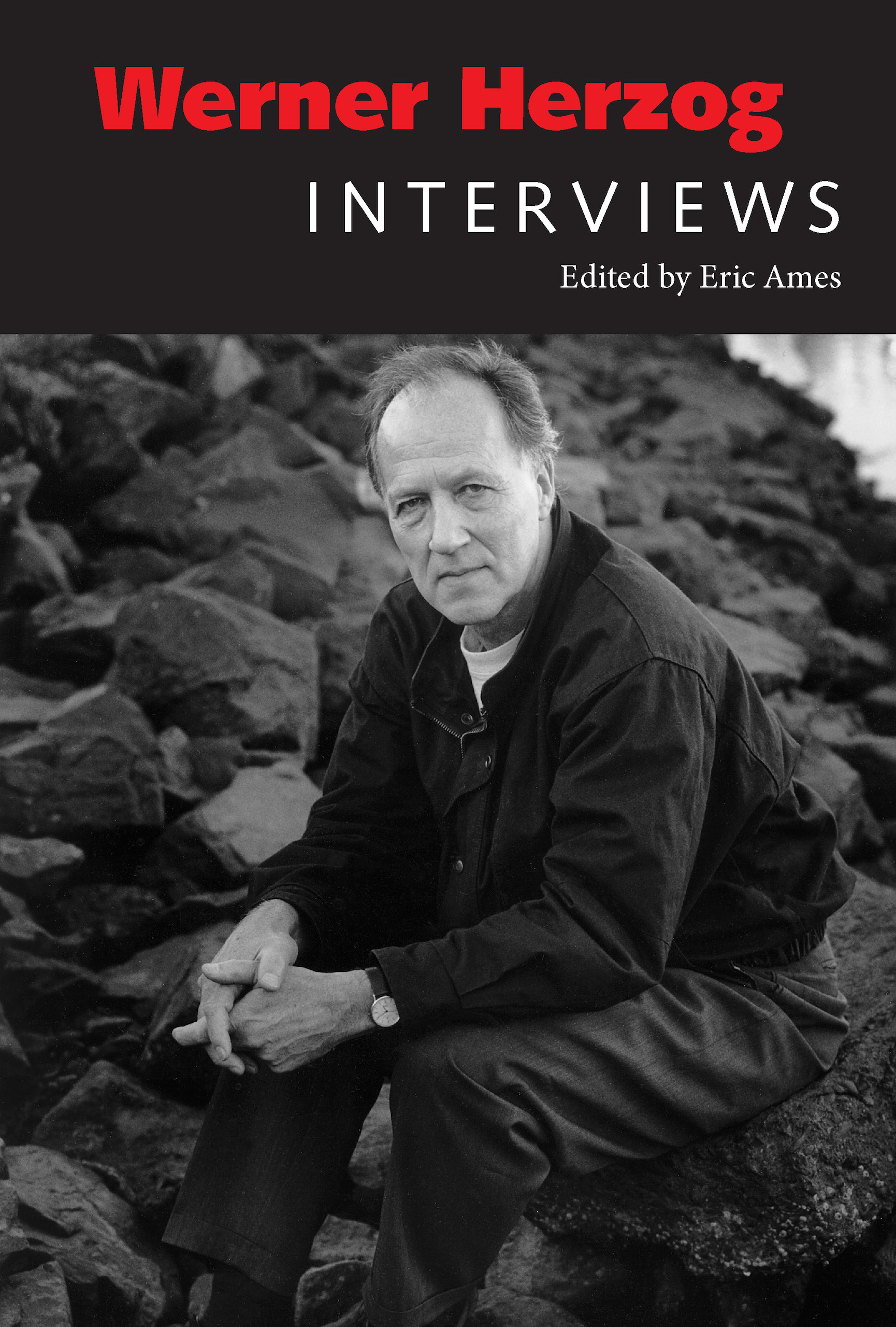 """Werner Herzog: Interviews,"" edited by the UW's Eric Ames, was published by University Press of Mississippi."