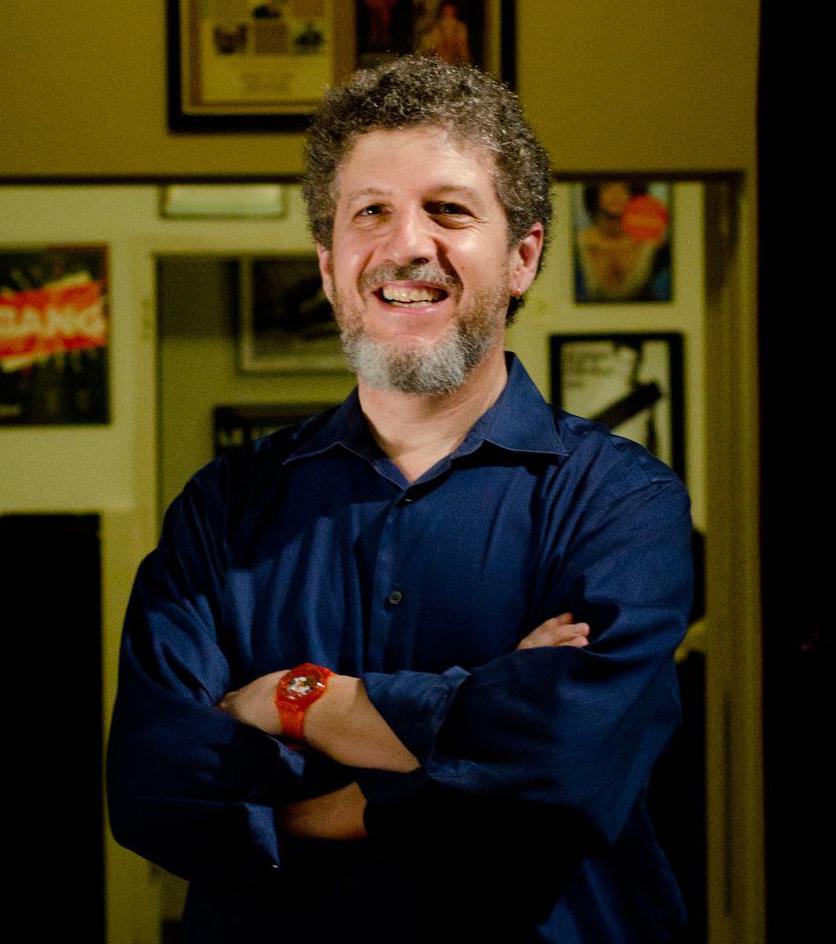 Todd London, new executive director of the UW School of Drama