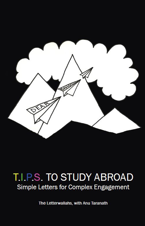 """T.I.P.S. to Study Abroad"" is available at the University Bookstore and through Amazon. Proceeds from the book will go to the organizations the students met and worked with in India."