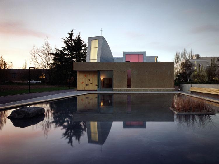 photo of St. Ignatius Chapel at Seattle University
