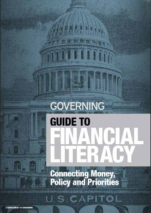 Justin Marlowe, associate professor in the UW Evans School for Public Affairs, wrote this guide to financial literacy for public officials, published by Governing magazine.
