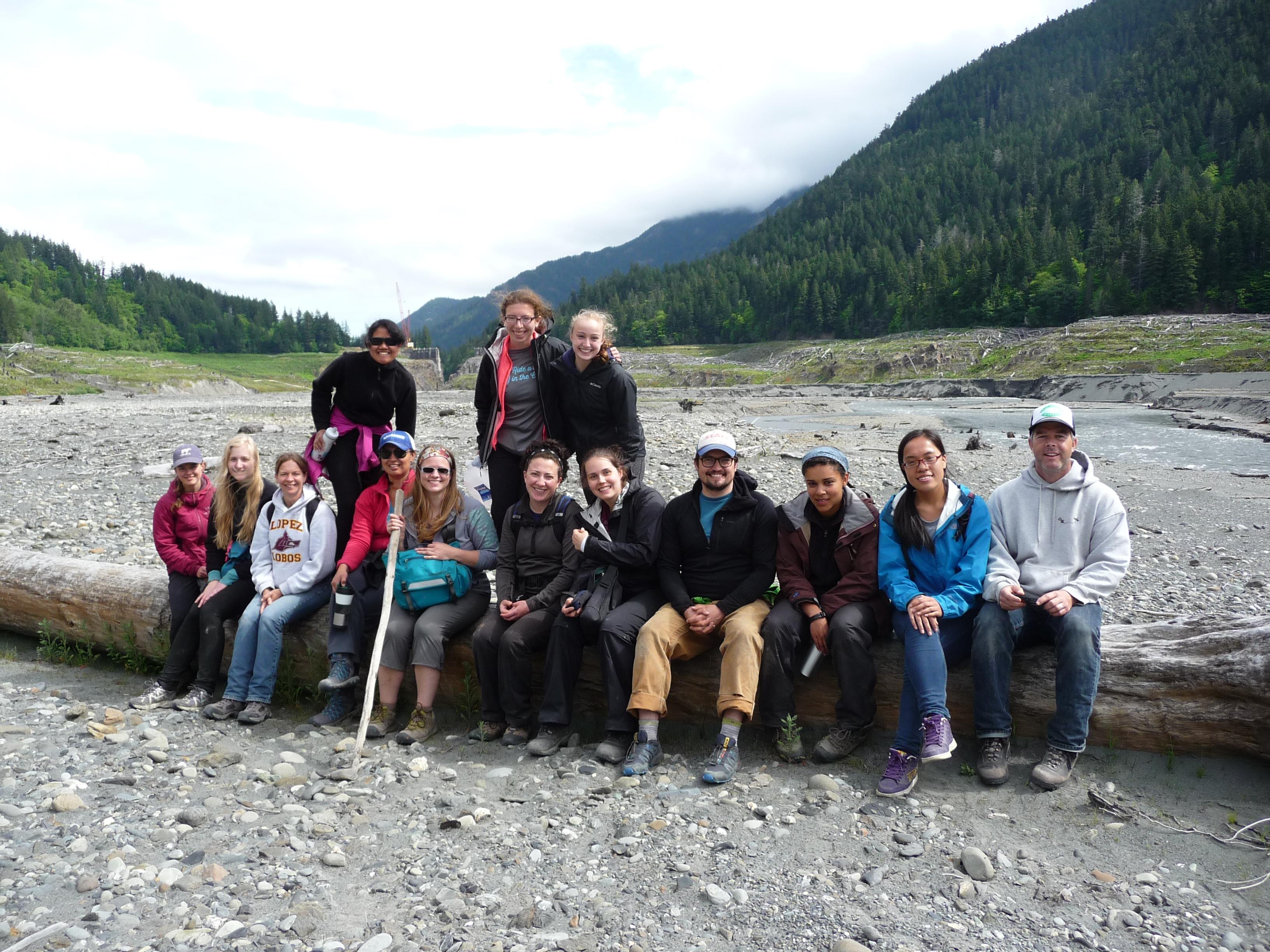 Class in Lake Mills