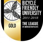 Bicycle Friendly University logo