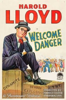 """""""Welcome Danger,"""" the 1929 film starring Harold Lloyd, sparked a severe reaction from the Chinese American community and from China's government."""