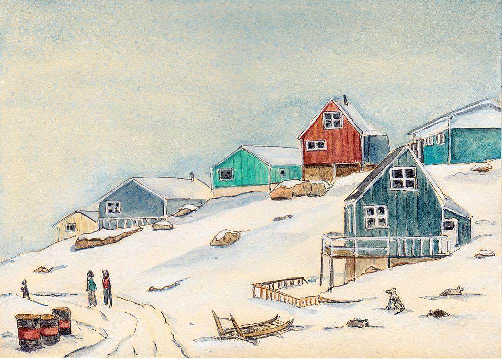 Kullorsuaq, Greenland
