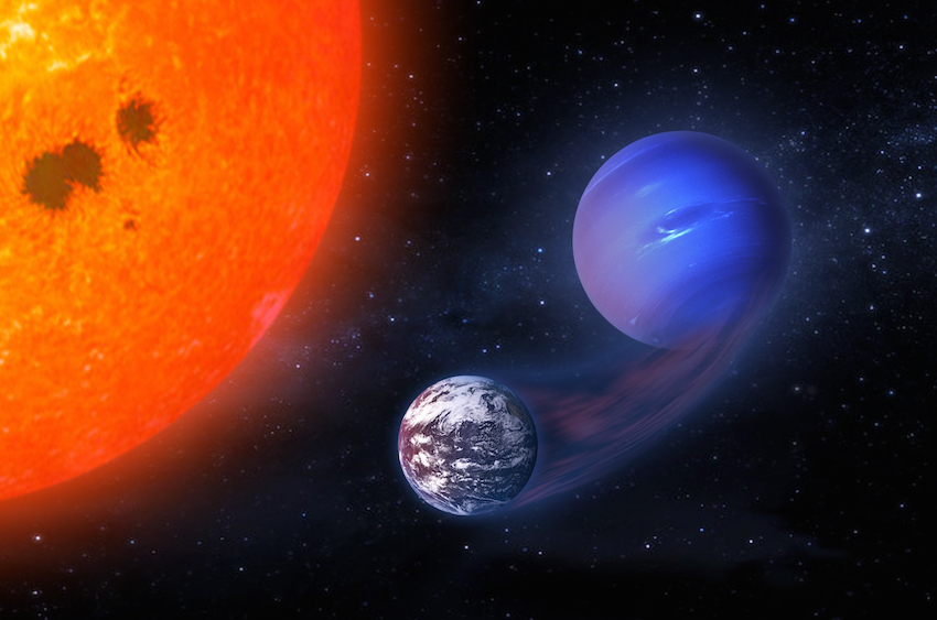 Some potentially habitable planets began as gaseous ...