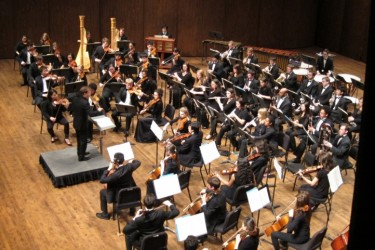 Join the UW Symphony at Benaroya Hall, January 23.