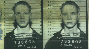 Jeff Coats at the time of his arrest