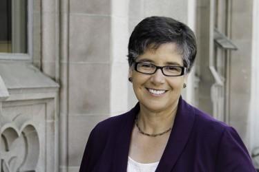 Interim President Designate Ana Mari Cauce.