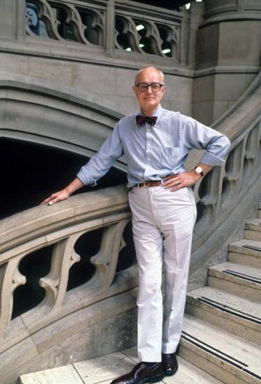 Professor Norman Johnston, 1918-2015.