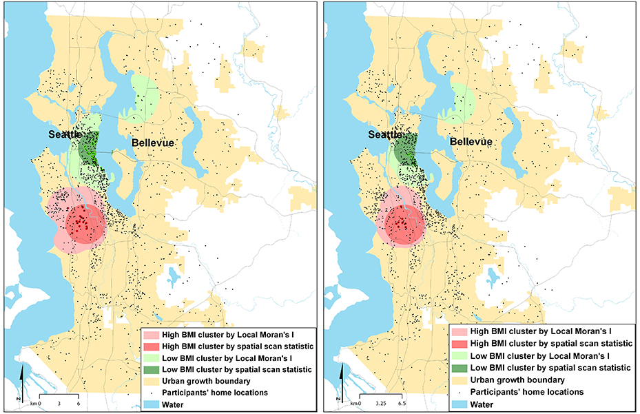 Study: Lower property values match high body-weight index in King County