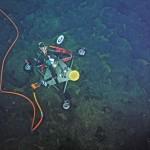 sensor on ocean floor