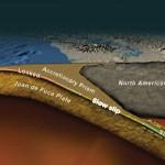 diagram showing brown slab below grey slab