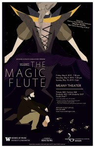 "UW Music and Pacific MusicWorks: W.A. Mozart, ""The Magic Flute"""