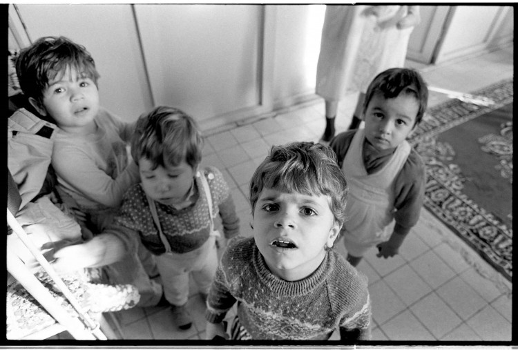 In 2005, the Romanian government passed a law prohibiting the institutionalization of children younger than 2.